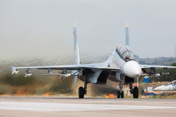 Russia and Offer to America Air Base
