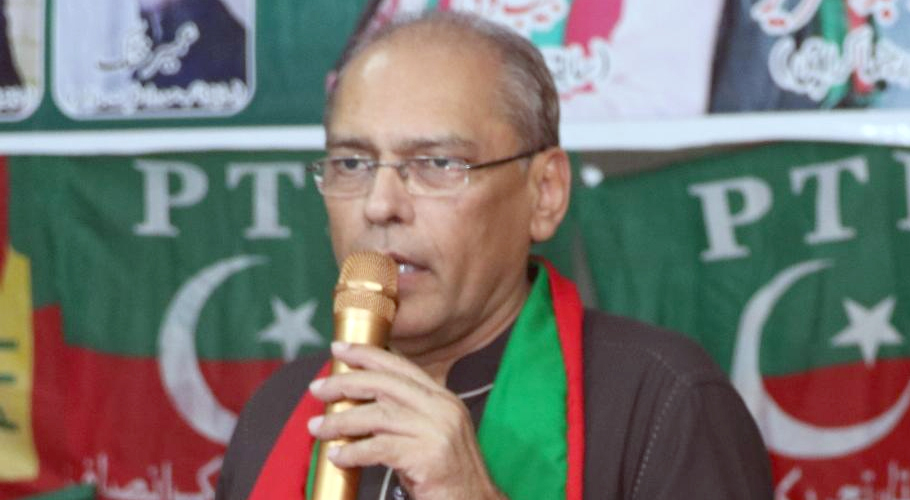 PTI will get ideal victory from Karachi in cantonment elections: Aftab Siddiqui