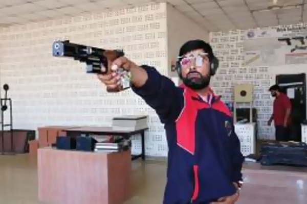 Pakistani shooter GM Bashir and sprinter Najma Parveen also dropped out of the Olympics