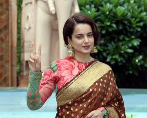 Kangana Ranaut also started weighing in to enter politics