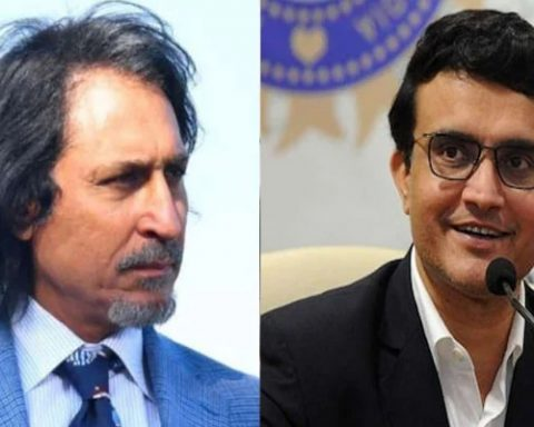 Informal meeting between the heads of Pakistan and Indian cricket boards